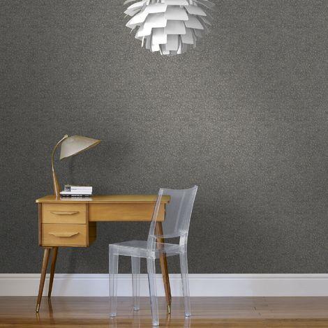Boutique Charcoal / Pale Gold Confetti Wallpaper (Was £25)