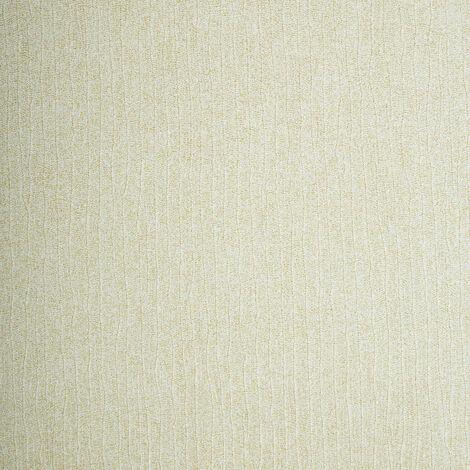 Boutique Corsetto Warm Silver Gillter effect Embossed Wallpaper