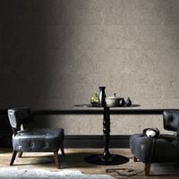 Boutique Taupe Koruku Textured Plain Luxury Wallpaper
