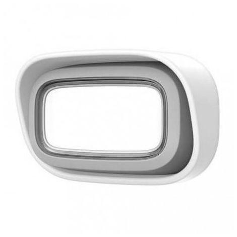Bouton d'appel diBi Push+ - Pour la gamme diBi - À piles - Portée 200m - Blanc