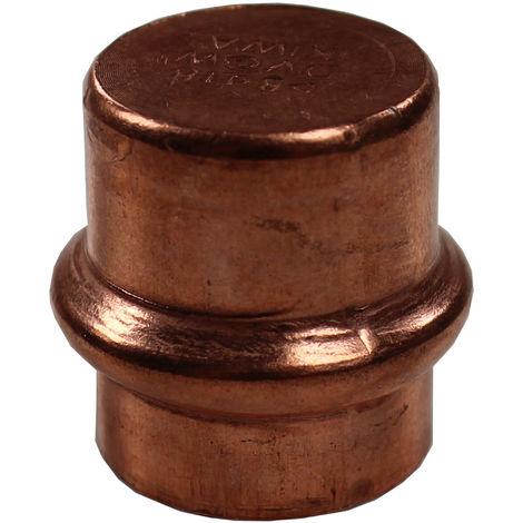 """Bouton de meuble en cuivre """"Vintage-Rétro"""" - Arcanaute"""