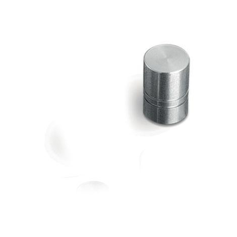 Bouton de meuble ESTAMP inox brossé - 8921