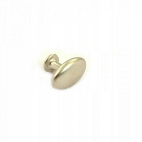 Bouton de meuble, poignée ovale pour armoires