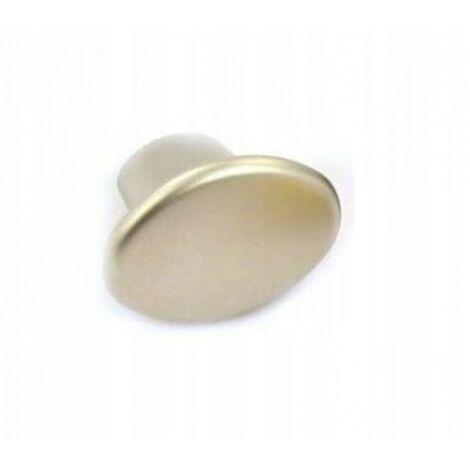 Bouton de meuble, poignée ovale pour armoires sati