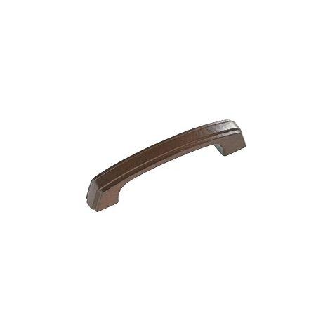 Bouton de meuble - Rainuré