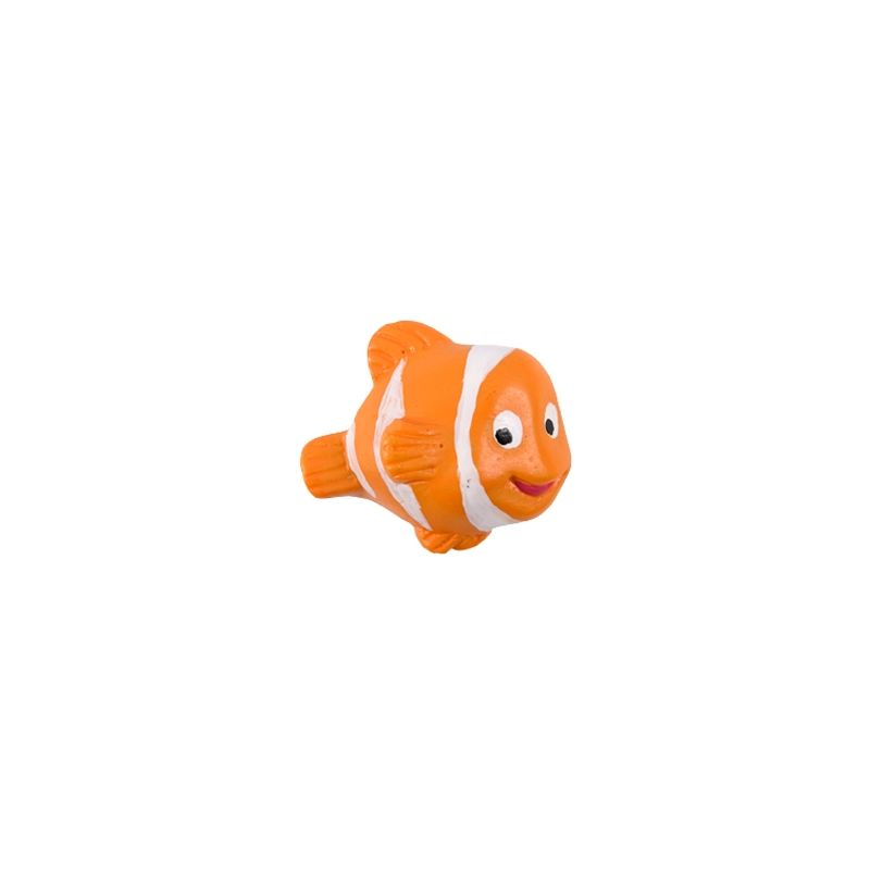 Bouton De Porte Et Tiroir De Meuble Enfant En Plastique Orange De 45x40mm Nezmo 8773869