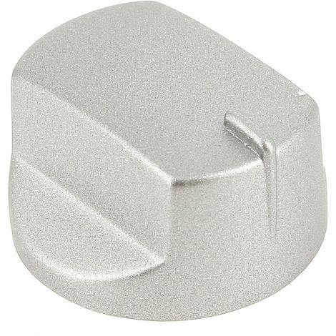 Bouton gris 3h pour Table de cuisson Ariston
