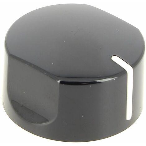 Bouton noir 9h pour Lave-vaisselle Miele