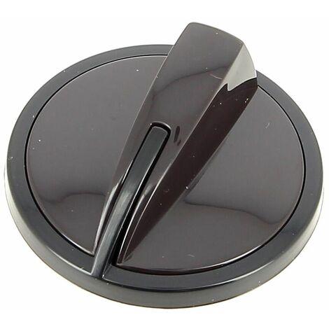 Bouton noir de commande pour Lave-vaisselle Vedette