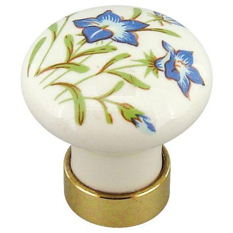 Bouton porcelaine - TCASYSTEM