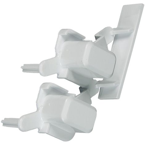 Bouton poussoir (481071425541) Lave-linge 294832 BAUKNECHT, IGNIS, WHIRLPOOL, LADEN, MAYTAG, TEGRAN