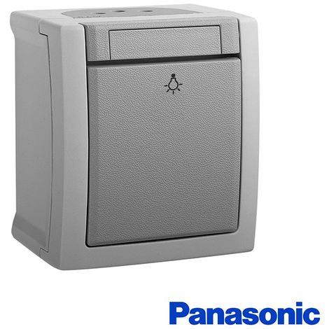 Bouton poussoir étanche 10A 250V IP54 Panasonic Pacific