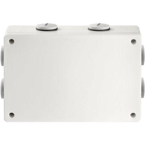 Bouton-poussoir sans fil RSL Sygonix SY-RSL-X1 SY-3525550 montage en saillie Puissance de coupure (max.): 2000 W Portée