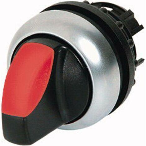 Bouton sélecteur Eaton M22-WRLK3-R 216845 collerette plastique levier noir 1 pc(s)