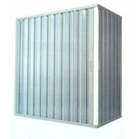 BOX CABINA CHIUSURA VASCA PORTE A SOFFIETTO 70X170 RIDUCIBILE 2 LATI ANTE *28454