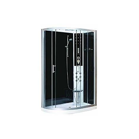 BOX CABINA IDROMASSAGGIO VARIO CL 121MISURA 80X120X215