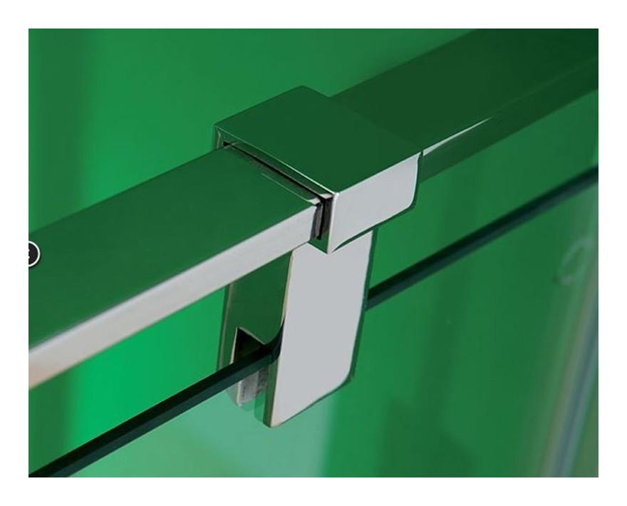Box Doccia Design LUX di Tamanaco Rettangolare e Quadrato Cristallo  Trasparente 6mm