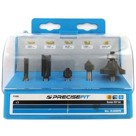 Box for PRECISEFIT router 4 cutters PF4RORBS