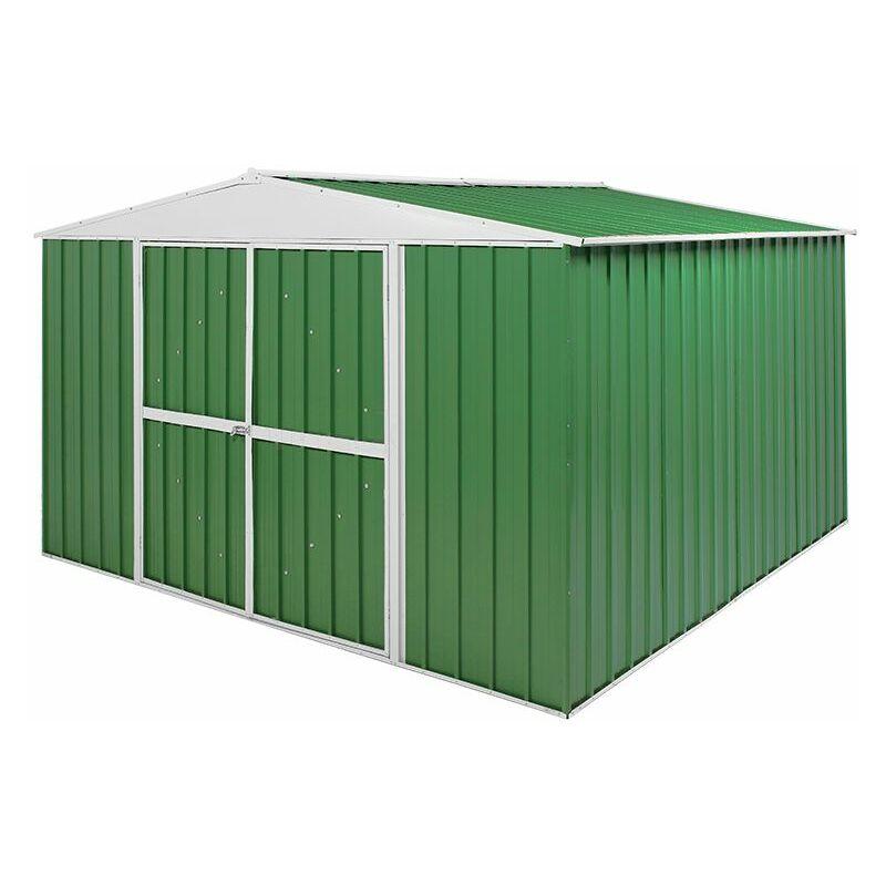 Vasca Da Bagno In Lamiera Zincata : Box in lamiera casetta giardino acciaio zincato cm x
