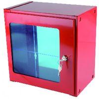 Box - Plexiglass (250mm x 250mm x 120mm) 1,6kg