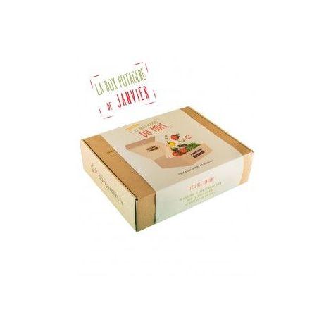 Box Potagère de Janvier - 370g