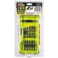 Box RYOBI 40 accessories for screwing RYOBI special impact RAK40SDI