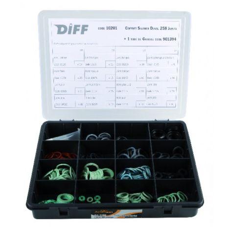 Box set 285 gaskets saunier duval - DIFF for Saunier Duval : COFFRET JOINT
