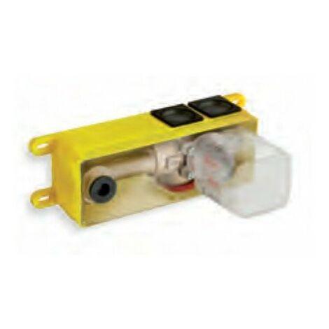 Box universelle 2 ou 3 sorties Poignée à droite pour robinetterie encastrée - CRISTINA ONDYNA CS20000
