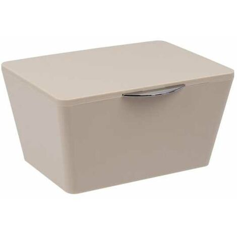 Box with lid Brasil Taupe WENKO