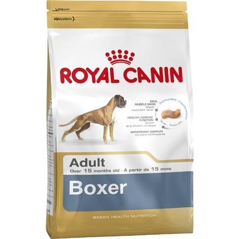 Boxer Adult - 12kg + 2kg