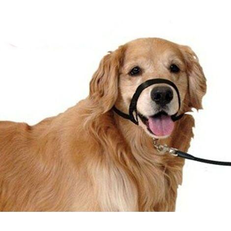 Bozal collar educador para perro | Bozal de entrenamiento para perro | Bozal entrenamiento talla XL