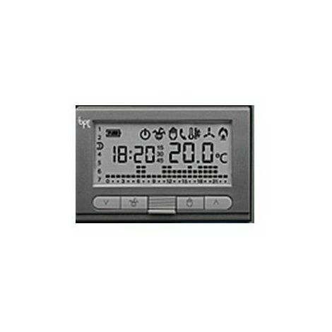 Termostato digitale da incasso a tre livelli Bpt TA//350