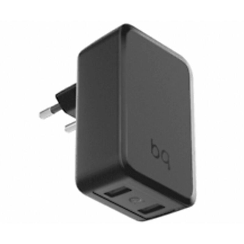 g004810 chargeur réseau noir quick charge 3.0 dual usb - BQ
