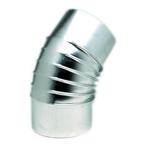 BR 45° codos de doblar, aluminio, D.167