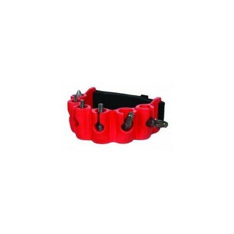 Bracelet porte-embouts + 6 embouts - BITPASS