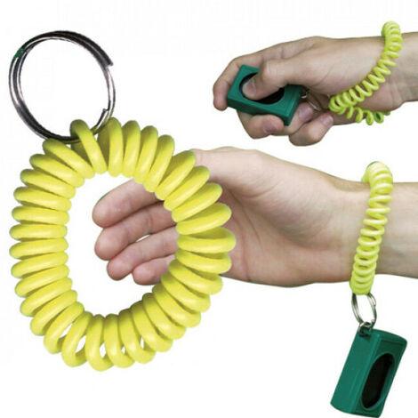 Bracelet pour clicker l'unité