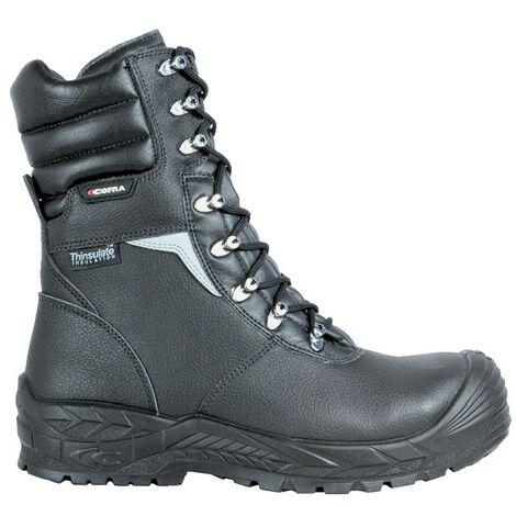 Bragi S3 CI HRO SRC Men's Black Safety Boots