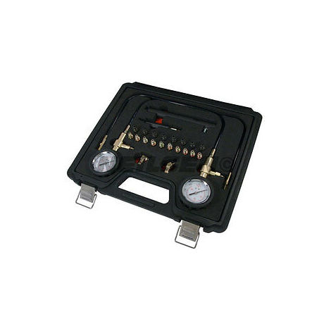 Brake Cylinder Valve Pressure Testing Kit Professional
