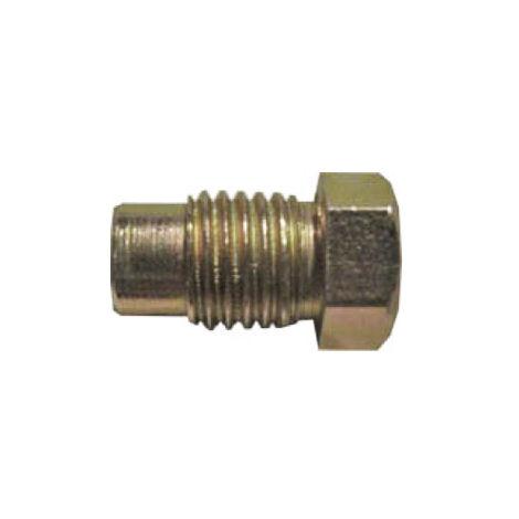 Brake Pipe Nut Fitting M10mm x 1.25mm Long Male Single Unit