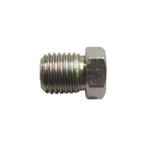 Brake Pipe Nut Fitting M10mm x 1.25mm Short Male Single Unit