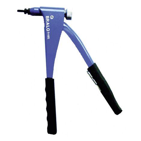 Bralo 02TR01050 Pince à rivet aveugle 265 mm C98227