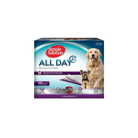 Bramton - Simple Solutions All Day Premium Pads - 50 pads
