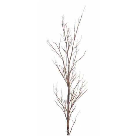Branche artificielle (180 cm) Haut de Gamme Branche Feuillages artificiels - MARRON