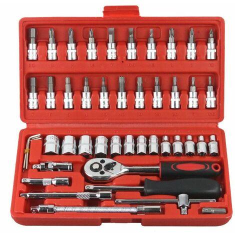 Brand COOFIX Kit de réparation automatique 46 pièces jeu