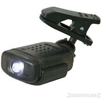 BRAND SILVERLINE LED CLIP-ON-LIGHT (432293)