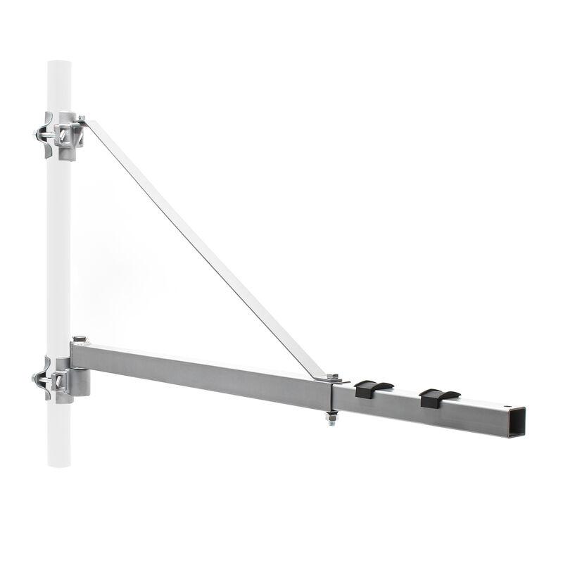 Frantools Treuil Electrique 1100mm bras pivotant palan /électrique support de palan