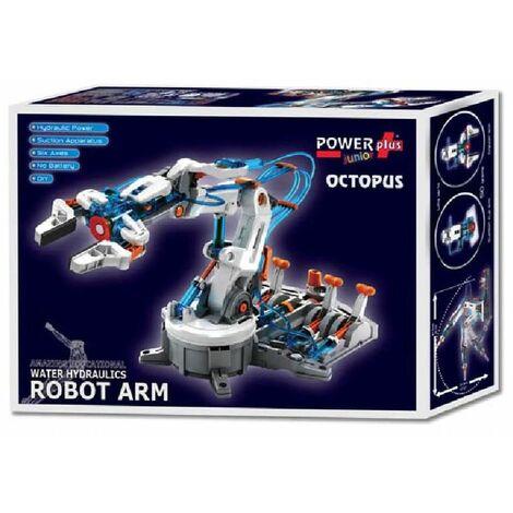 BRAS ROBOT HYDRAULIQUE / OCTOPUS