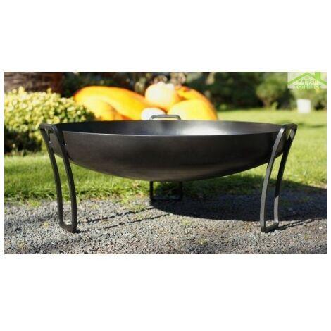Brasero de jardin PAN au charbon - Sans couvercle