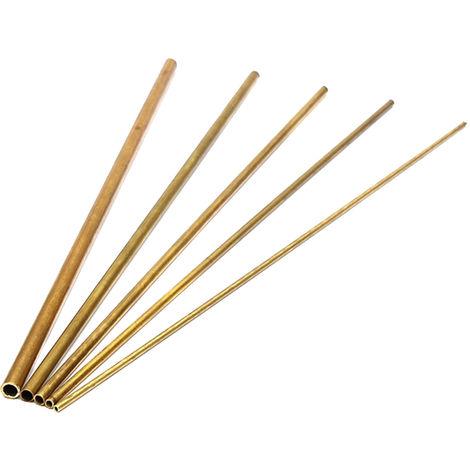 Brass Brass Tube Pipe Diameter 4mm Hasaki