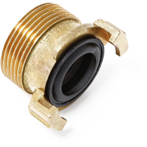 Brass Quick Coupling / Connector for water hose DN32 External Thread 1 ¼